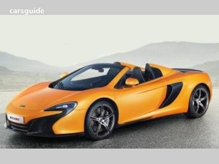 2019 McLaren 650S