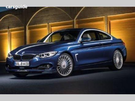 2019 BMW Alpina B4