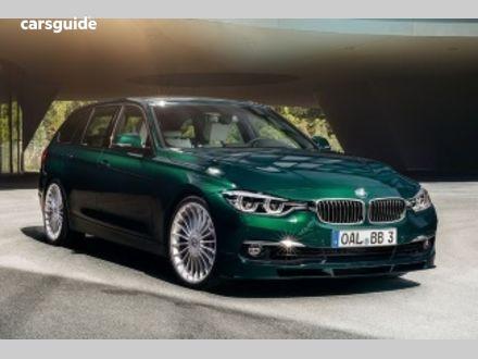 2019 BMW Alpina B3