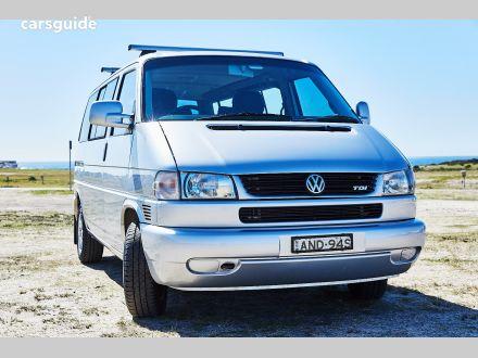 2002 Volkswagen Caravelle