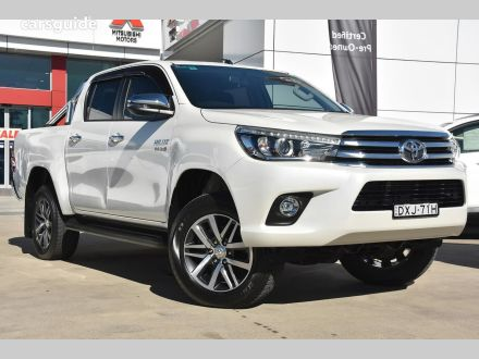 Toyota Hilux for Sale Central West NSW | carsguide