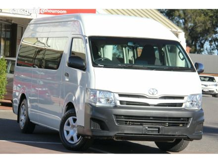 Toyota Hiace People Mover for Sale Adelaide SA | carsguide