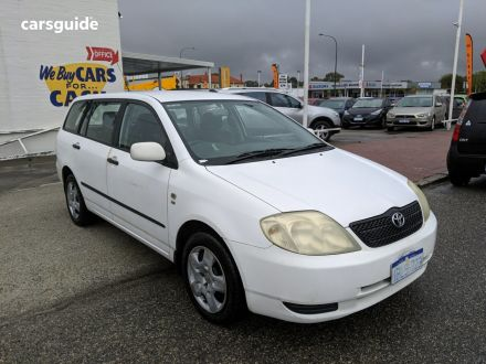 Toyota Station Wagon >> Toyota Corolla Station Wagon For Sale Carsguide