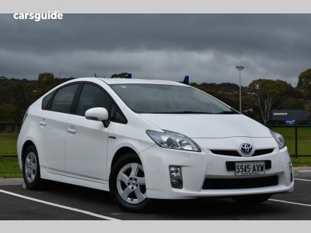 Toyota Prius Hatchback for Sale Clovelly Park 5042, SA