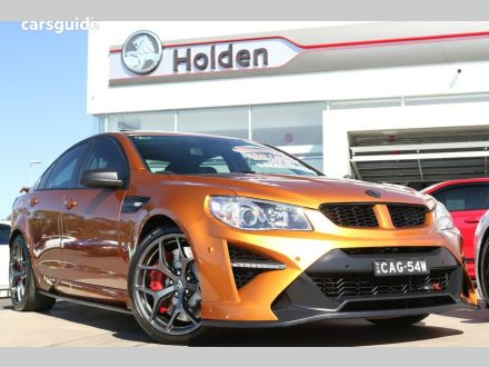 Used Hsv Gtsr for Sale | carsguide
