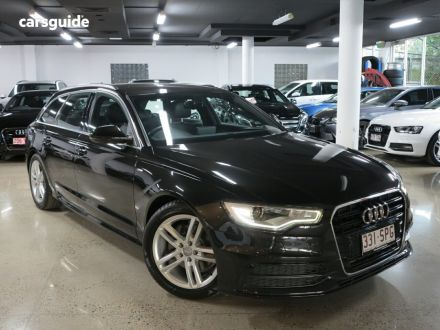 Audi A6 Station Wagon for Sale with Subwoofer | carsguide