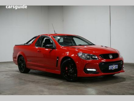 Holden Commodore Ute for Sale | carsguide