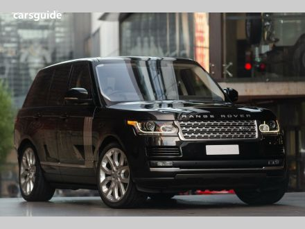 Range Rover for Sale Melbourne VIC | carsguide