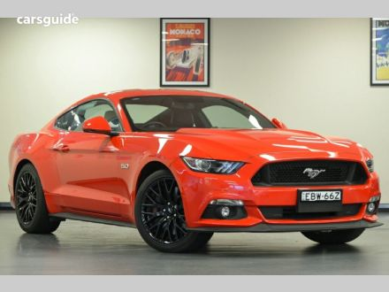 Ford Mustang for Sale North Sydney 2060, NSW   carsguide