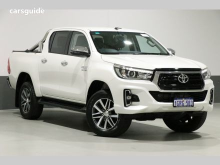 Toyota Hilux 2018 for Sale | carsguide