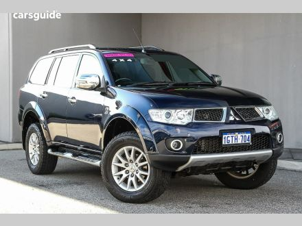 Blue Mitsubishi Challenger for Sale | carsguide