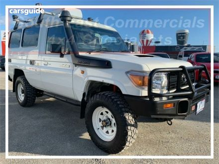 Toyota Landcruiser SUV for Sale GEMBROOK 3783, VIC | carsguide