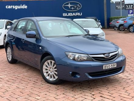 South Coast Subaru >> Subaru Impreza For Sale South Coast Nsw Carsguide