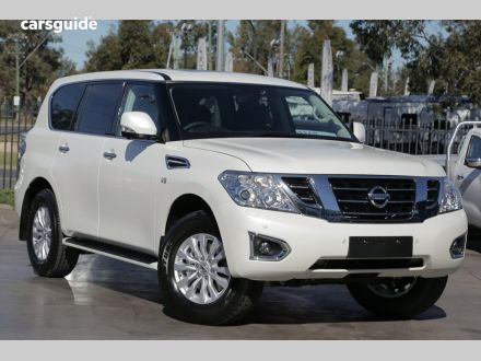 Nissan Patrol for Sale | carsguide