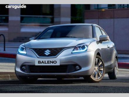 2019 Suzuki Baleno
