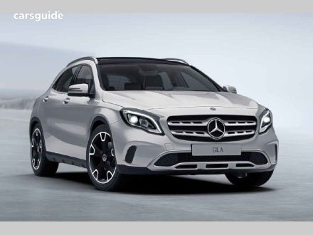 2019 Mercedes-Benz GLA45