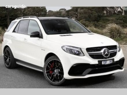 2019 Mercedes-Benz GLE63