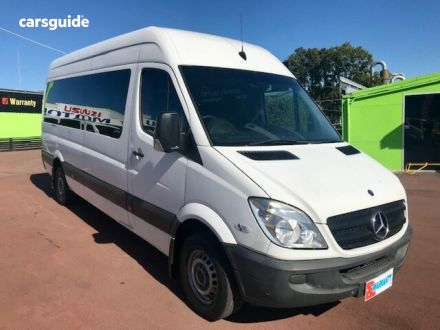 Used Mercedes-benz Sprinter 4x4 Ambulance for Sale Brisbane