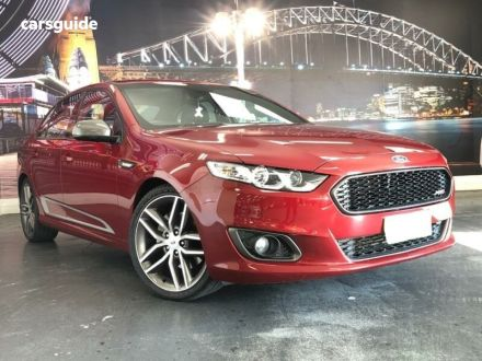 Used Ford Falcon Xr6 Turbo for Sale Sydney NSW | carsguide