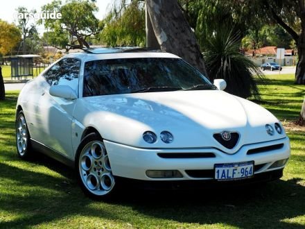 1998 Alfa Romeo GTV