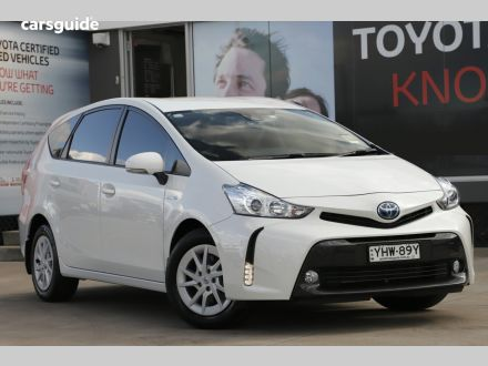 Toyota Prius V for Sale Sydney NSW | carsguide