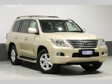 Used Lexus Lx570 for Sale | carsguide