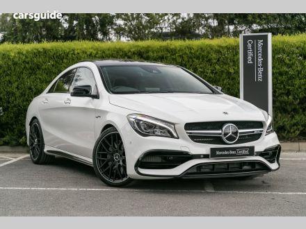 2018 Mercedes-Benz CLA45