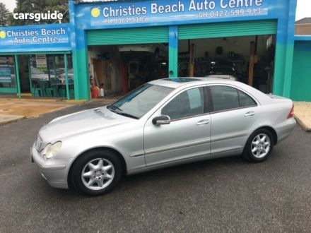 Used Mercedes-benz C-class for Sale Adelaide SA | carsguide