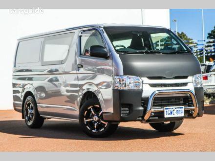 Toyota Hiace for Sale Perth WA | carsguide