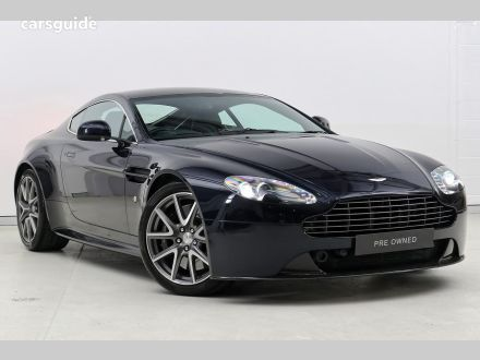 2011 Aston Martin V8