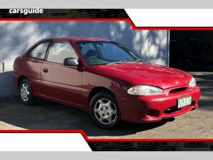 1997 Hyundai Excel
