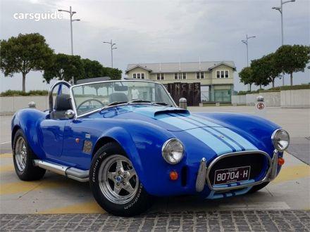 2002 AC Cobra