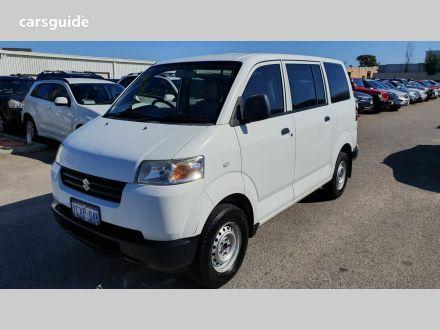2008 Suzuki APV