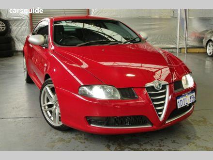 2010 Alfa Romeo GT