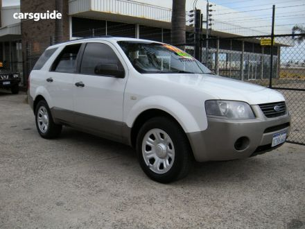 2008 Ford Territory