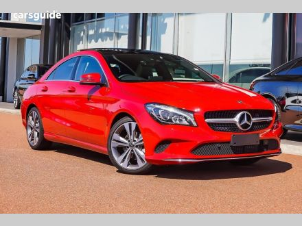 2019 Mercedes-Benz CLA180
