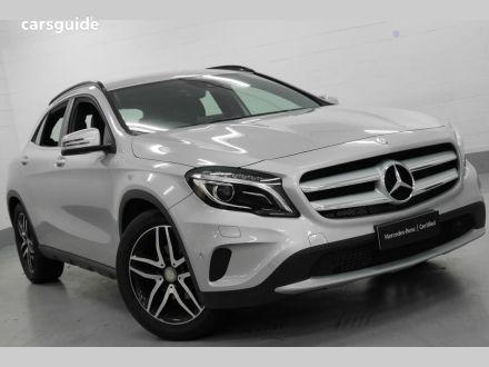 2017 Mercedes-Benz GLA180