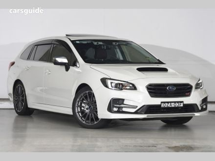 2018 Subaru Levorg