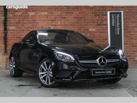 2018 Mercedes-Benz SLC180