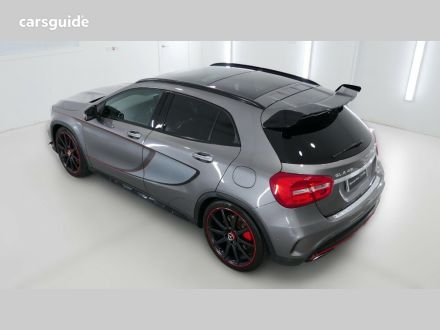 2014 Mercedes-Benz GLA45