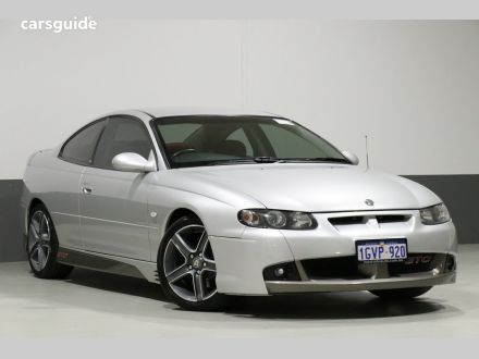 2002 HSV Coupe