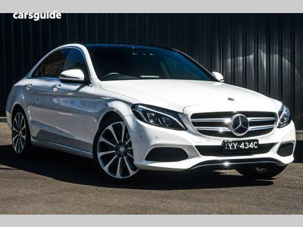 2015 Mercedes-Benz C250