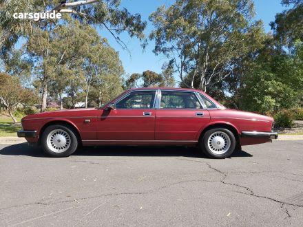 1988 Daimler SIX