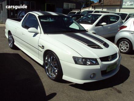 2002 Holden SS UTE SS