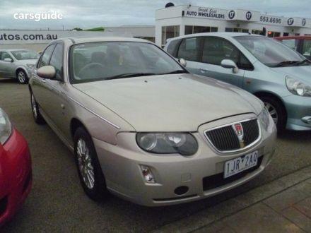 2004 Rover 75