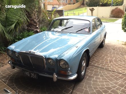 1971 Daimler Sovereign