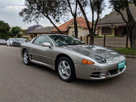 1997 Mitsubishi GTO