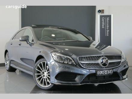 2015 Mercedes-Benz CLS250