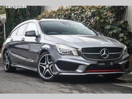 2015 Mercedes-Benz CLA250
