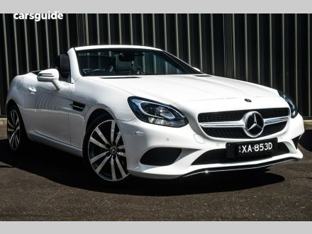 2018 Mercedes-Benz SLC180